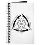 Classic Pekiti-Tirsia Logo Training Journal