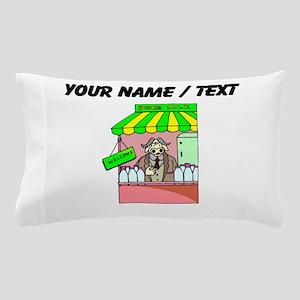 Custom Cow Milk Vendor Pillow Case