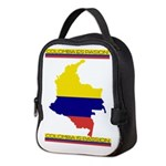 Colombia es pasion Neoprene Lunch Bag