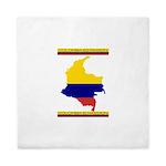 Colombia es pasion Queen Duvet
