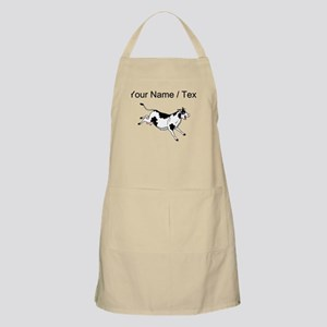 Custom Happy Cow Apron