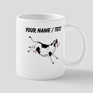 Custom Happy Cow Mugs