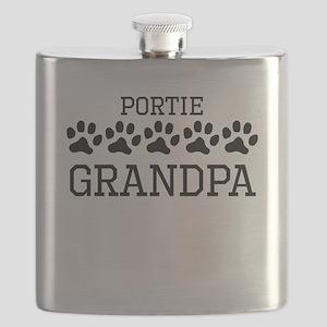 Portie Grandpa Flask