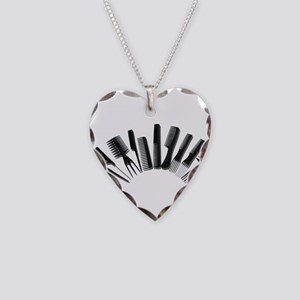Combs122410 Necklace Heart Charm
