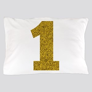 Number 1 Pillow Case