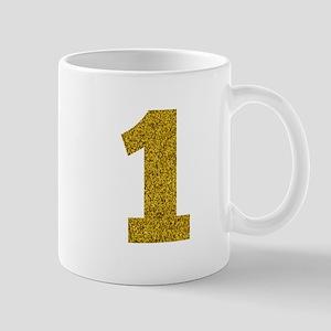 Number 1 Mugs