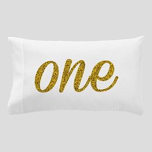 One Script Pillow Case