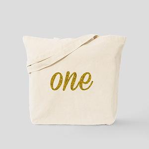 One Script Tote Bag