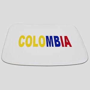 Colombia tricolor name Bathmat