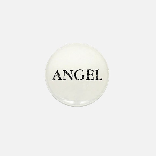 Broken Angel Mini Button