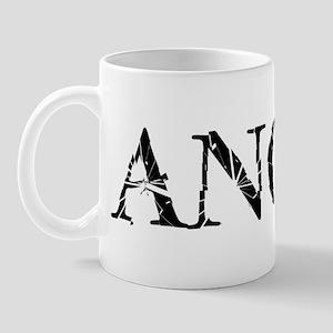 Broken Angel Mug