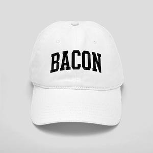 BACON (curve-black) Cap