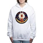 USS DELONG Women's Hooded Sweatshirt