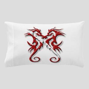 Dive Seahorse Pillow Case