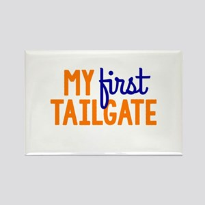 My First Tailgate Magnets