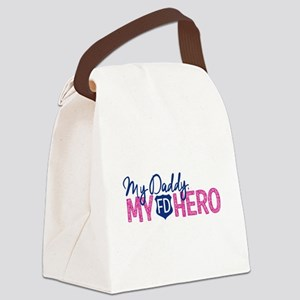 FD Hero Canvas Lunch Bag