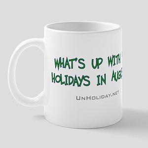 No August Holidays 02 Mug