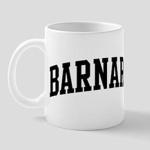 BARNARD (curve-black) Mug