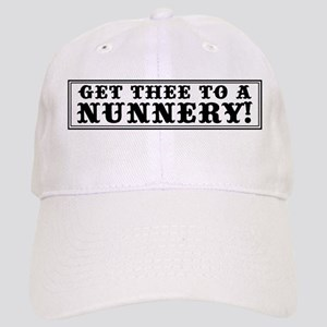 Get Thee to a Nunnery Cap