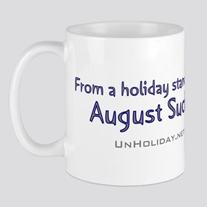 No August Holidays 03 Mug