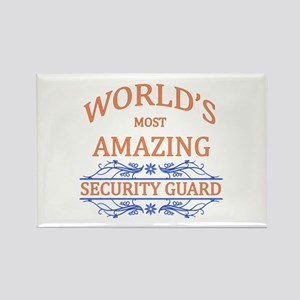 Security Guard Magnets