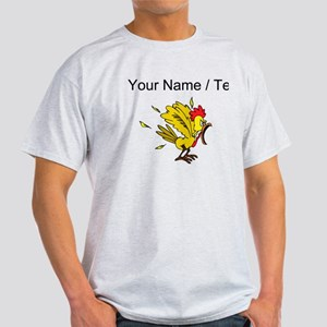 Custom Angry Chicken T-Shirt