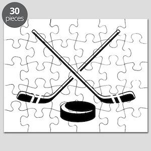 Hockey Sticks Puzzle