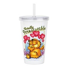 Totally Irresistible! Acrylic Double-Wall Tumbler