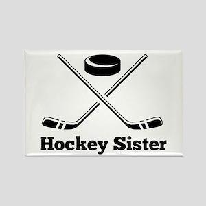 Hockey Sister Magnets