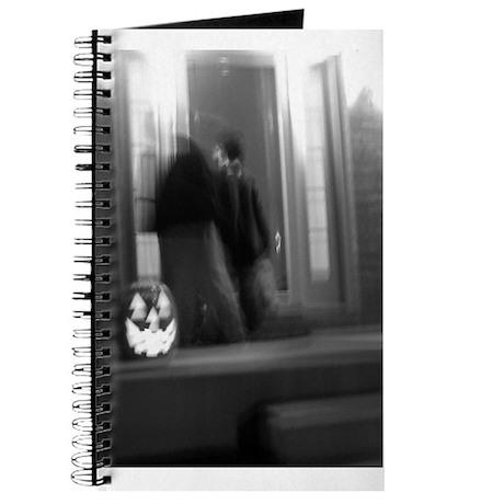 Trick-or-Treat Journal b/w