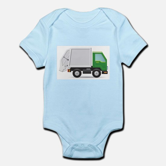 Garbage Truck Body Suit