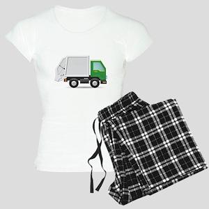 Garbage Truck Women's Light Pajamas