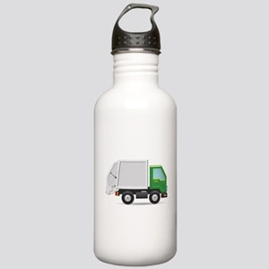 Garbage Truck Stainless Water Bottle 1.0L