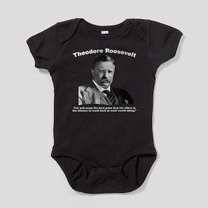 TRoosevelt: Work Baby Bodysuit