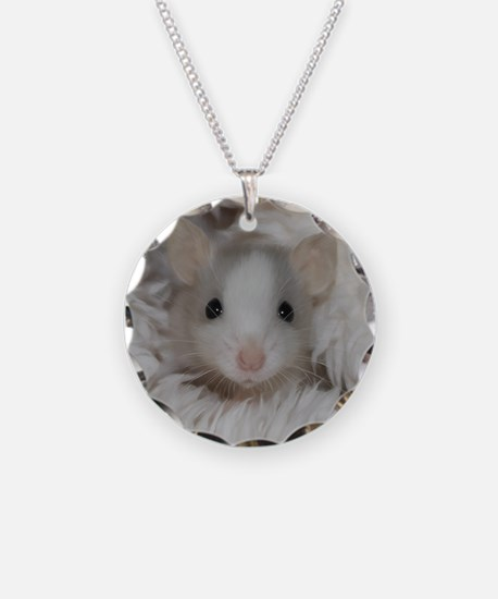 Cute Rat Necklace