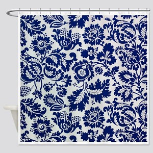 William Morris Venetian Shower Curtain