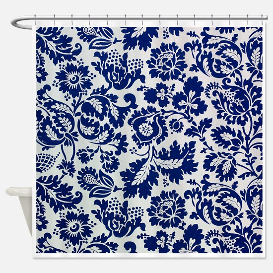 William Morris Venetian Shower Curtain
