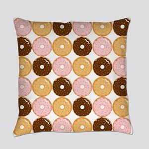 Frosted Donut Pattern Master Pillow