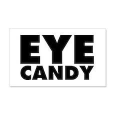 Eye Candy Wall Decal