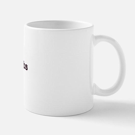 Image2blk Mugs