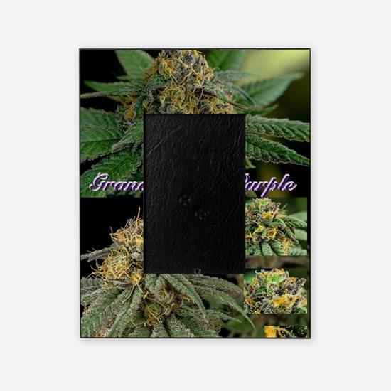 Cute Weed 420 Picture Frame