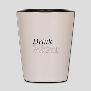 Drink Water Shot Glass