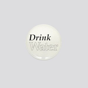 Drink Water Mini Button