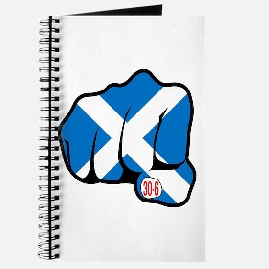 Scotland 30-6 Journal