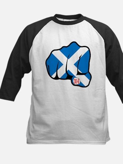 Scotland 30-6 Kids Baseball Jersey