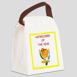 astrologer Canvas Lunch Bag