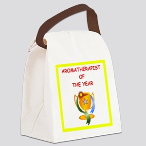 aromatherapy Canvas Lunch Bag