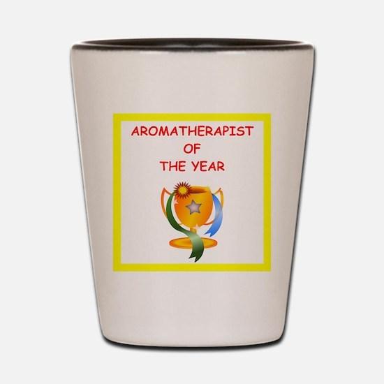 aromatherapy Shot Glass