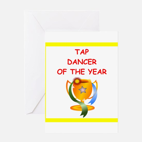 tap Greeting Cards
