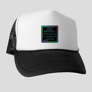 Witchcraft is... Trucker Hat